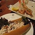 成田機場的餐廳,出乎意料的好吃