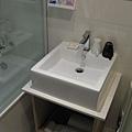 小小的浴室