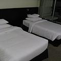 接下來三夜的住宿,VISTA HOTEL PATAYA,房間還算蠻大的