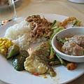 回到曼谷後,到A-ONE HOTEL吃自助午餐,每天都是吃吃吃
