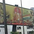 泰國到處都是泰皇的照片