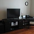 電視也很大