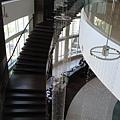 從24樓餐廳,可以走樓梯到23樓的lobby