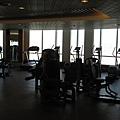 26樓的健身房