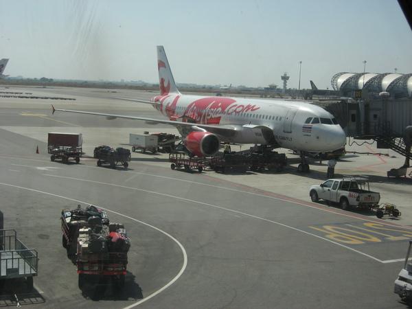 air asia飛機