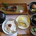 日式早餐,沒吃飽~