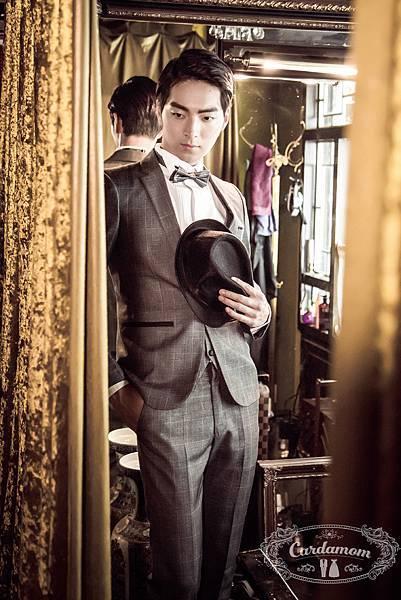 紳士古典魅力