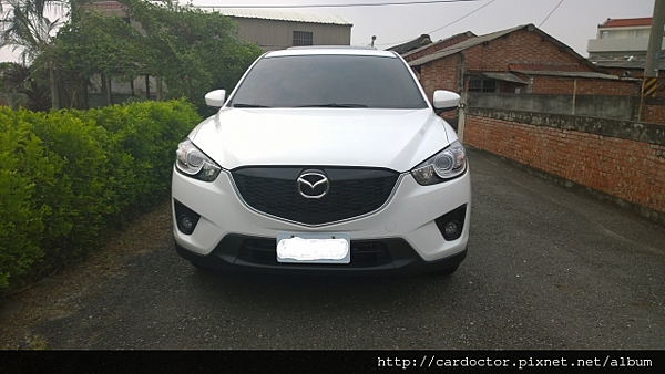 MAZDA馬自達汽車2013-CX5中古車線上估價實例,MAZDA馬自達汽車中古車行情及車輛介紹。