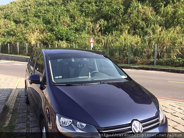 VW福斯汽車2015 Sharan 1.4 tsi中古車線上估價實例,VW福斯汽車中古車行情及車輛介紹。