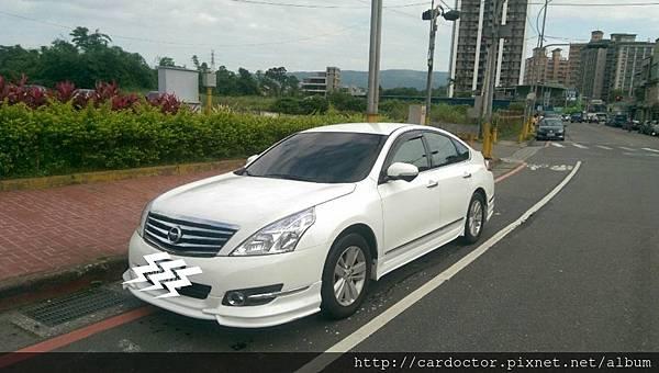 NISSAN裕隆日產汽車2014 all new teana新埔中古車估價實例,NISSAN裕隆日產中古車行情及車輛介紹。