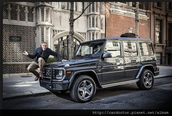 BENZ G-class 探險家Mike Horn 開著它環遊世界,極地生活!!賓士經典復古休旅車G-CLASS,休旅車界的霸主。