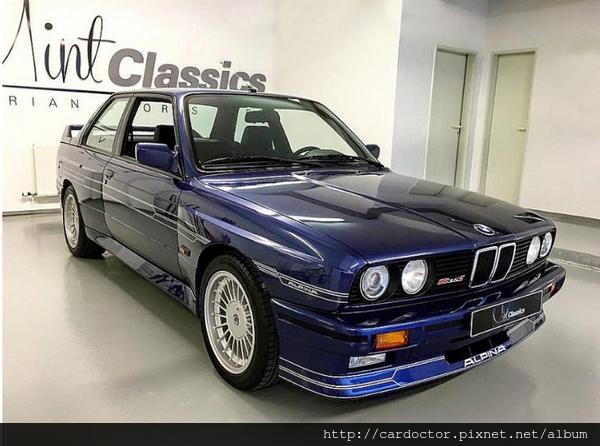 BMW Alpina B6 3.5S帥氣現身,越沉越香的車款!! 美規外匯車接單引進代購回台推薦LA桃園車庫。