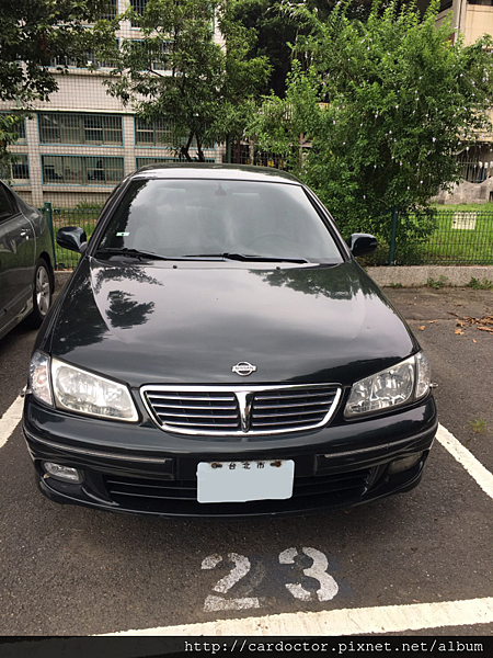 NISSAN裕隆汽車2000 Sentra 新北中古車估價實例,NISSAN裕隆汽車中古車行情及車輛介紹。