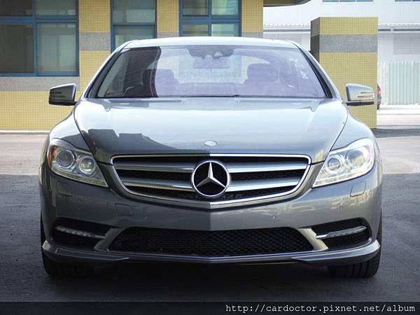 M-BENZ CL-550 4matic美規外匯車簡介,M-BENZ CL-550 4matic美規外匯車台灣價錢,規格,配備,顏色,油耗,貿易商外匯車價格及 M-BENZ CL-550 4matic評價分享。