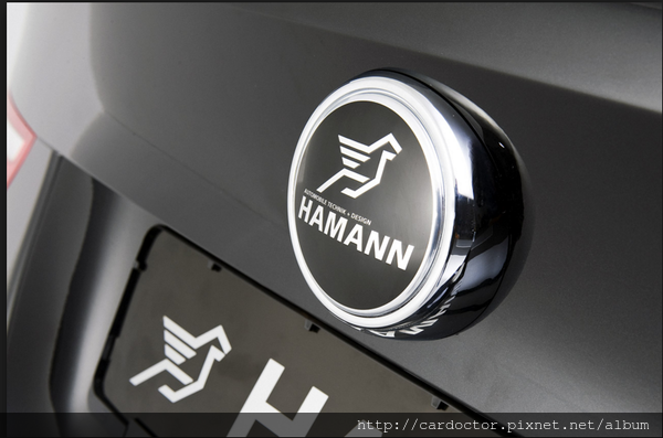 擁有絕對改裝權力的汽車改裝品牌的Hamann的品牌介紹,買賣外匯車推薦建議LA桃園車庫,買賣中古車估價推薦建議請找LA桃園車庫。