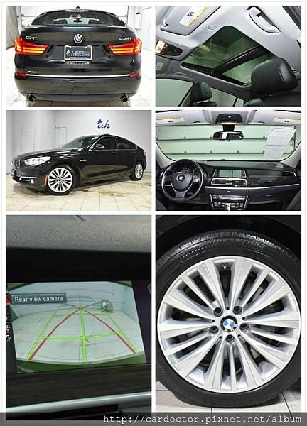 正2014年BMW 535GT,里程:5.3萬mi,特價:140萬。美規外匯車推薦LA桃園車庫、買賣進口二手車推薦LA桃園車庫。