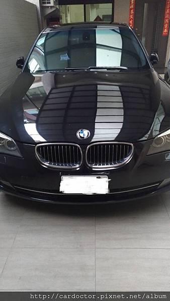 BMW寶馬汽車2007 530美規 基隆市古車估價實例,BMW寶馬汽車中古車行情及車輛介紹。