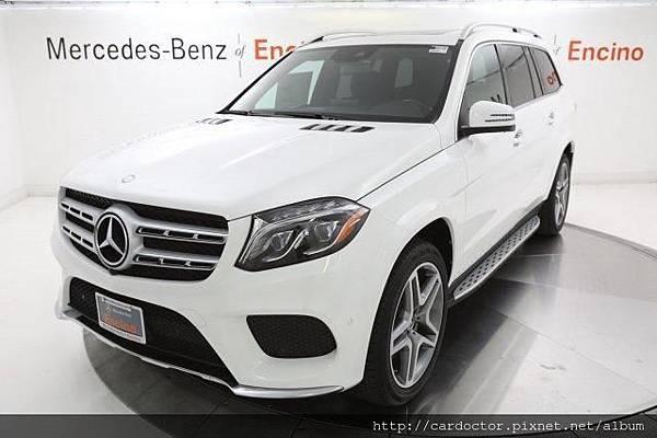 賓士Benz GLS550 4MATIC美規外匯車推薦。買賣外匯車推薦建議LA桃園車庫,買賣中古車估價推薦建議請找LA桃園車庫。