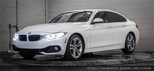 BMW 428iGran Coupe 美規外匯車推薦。 買賣外匯車推薦建議LA桃園車庫,買賣中古車估價推薦建議請找LA桃園車庫。