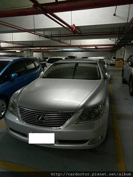 Lexus凌志汽車2007 460 新竹市中古車估價實例,Lexus凌志汽車中古車行情及車輛介紹。