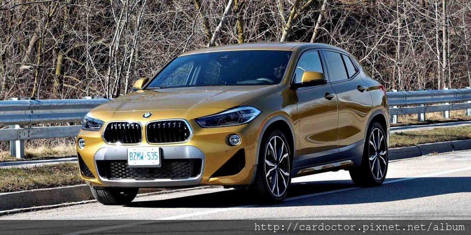 一台令人驚嘆的跨界車種和寶馬最好的SAV,BMW X2 xDrive28i M Sport X 強式登場。買賣外匯車推薦建議LA桃園車庫,買賣中古車估價推薦建議請找LA桃園車庫。