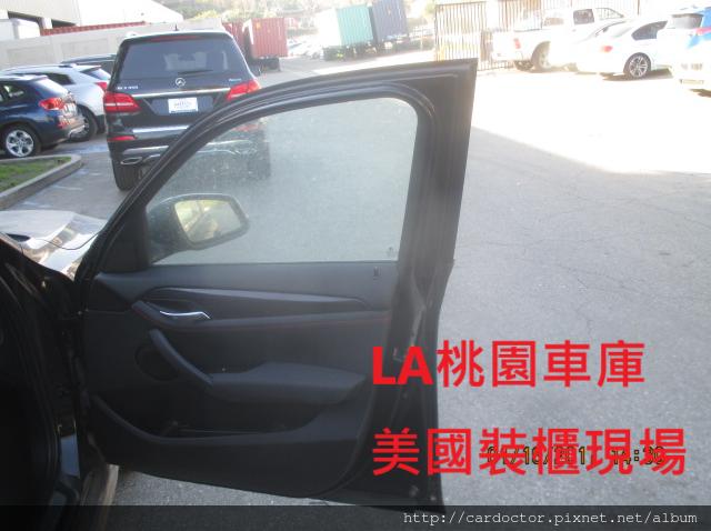 BMW X1 美國裝櫃現場
