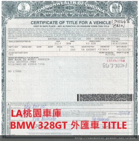 想知道LA桃園車庫更多評價嗎?請點以下連結: LA桃園車庫外匯車評價