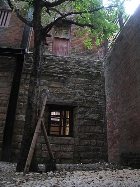 剝皮寮的老建築