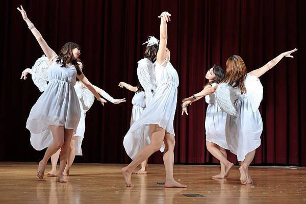 弦歌週四性感舞進階班:墮落天使