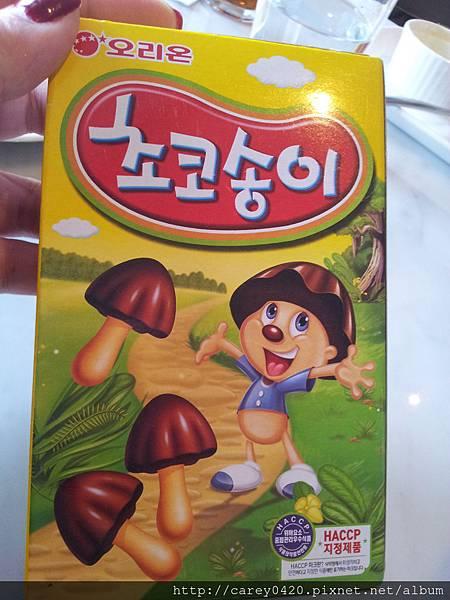 蘑菇餅乾1