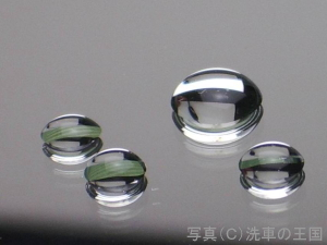 玻璃撥水鍍膜劑的效果
