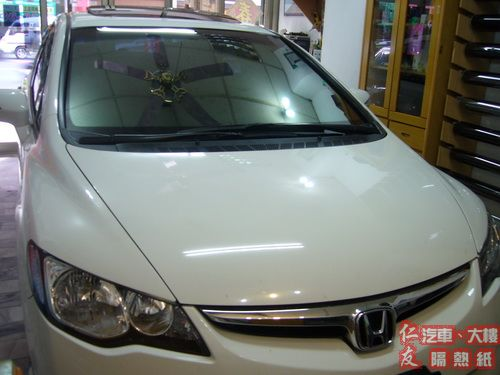 HONDA CIVIC 8代