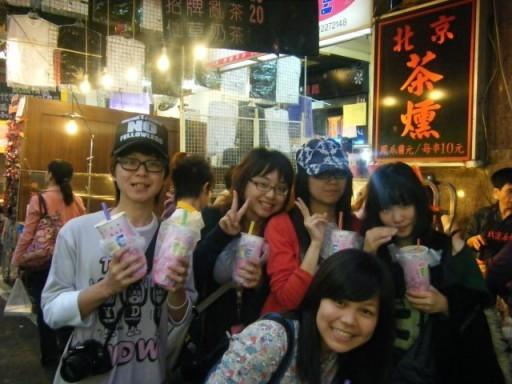第一天*一中街-很妙的飲料