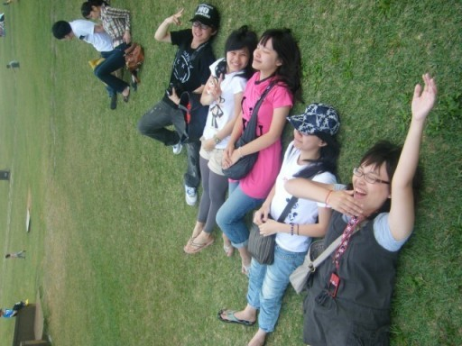 第二天*東海草坪