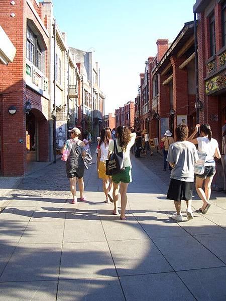 傳藝大街-我們的背影