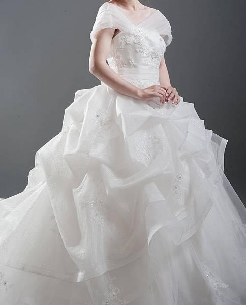 婚紗 款式2