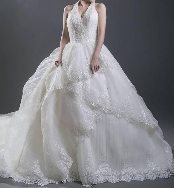 婚紗 款式4