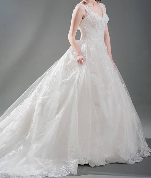 婚紗 款式3