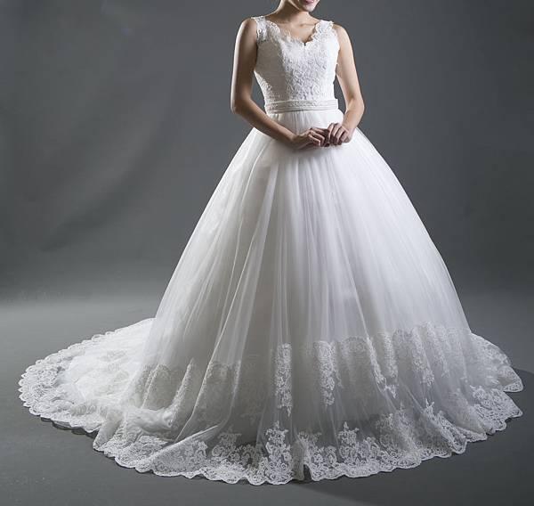 婚紗 款式5
