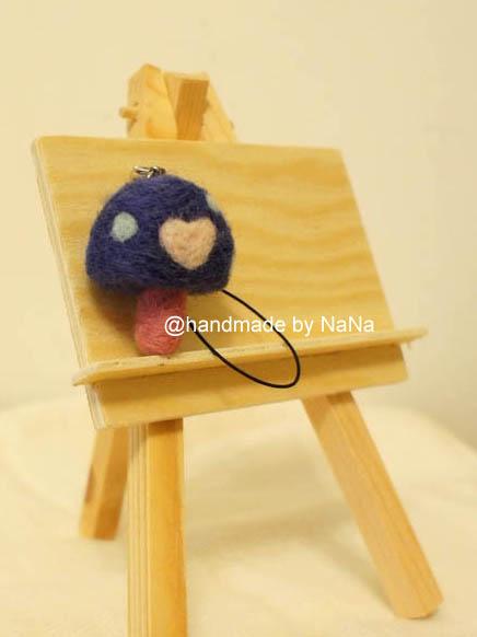NR007.jpg-羊毛氈‧蘑菇吊飾