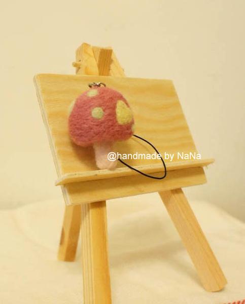 NR006.jpg-羊毛氈‧蘑菇吊飾