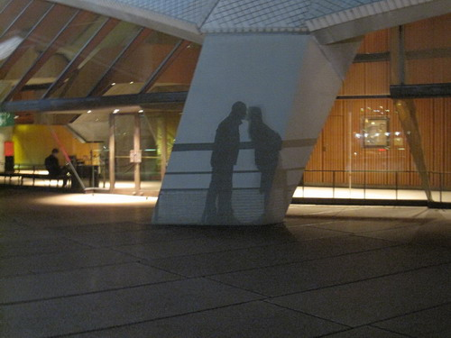 Opera House Shadow
