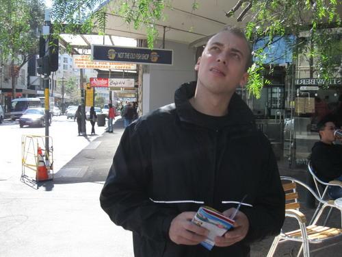Sydney Aug 09