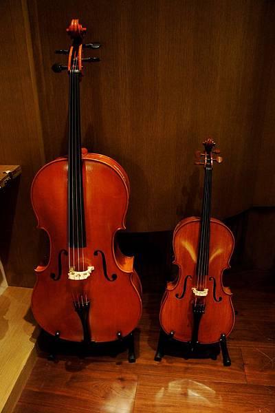 挑選小提琴
