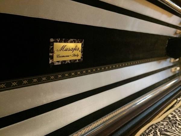 Musafia提琴琴盒