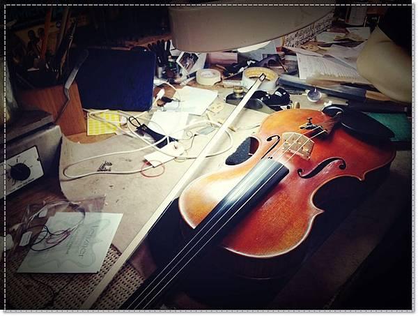 小提琴調音方法~正確小提琴調音教學