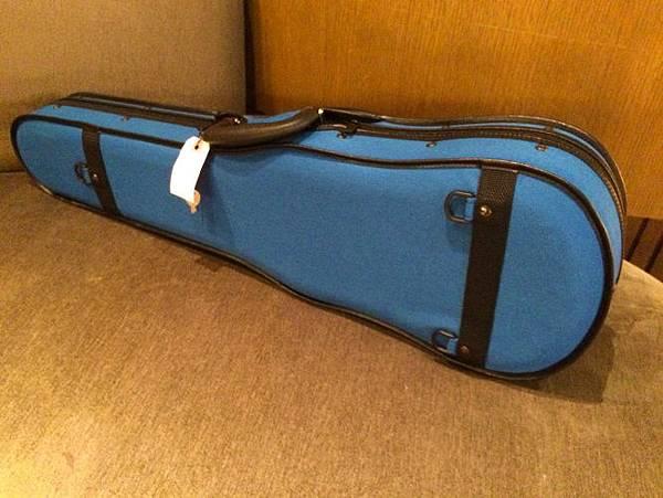 日本Toyo提琴盒介紹:超輕量Toyo提琴盒開箱