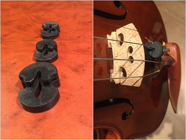 小提琴弱音器3