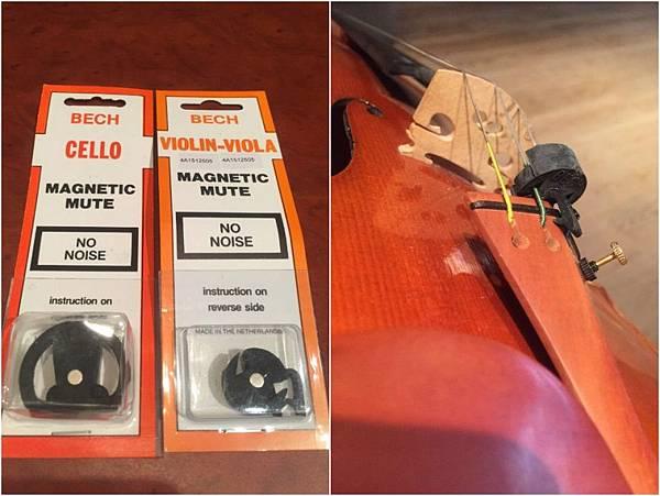 小提琴弱音器5
