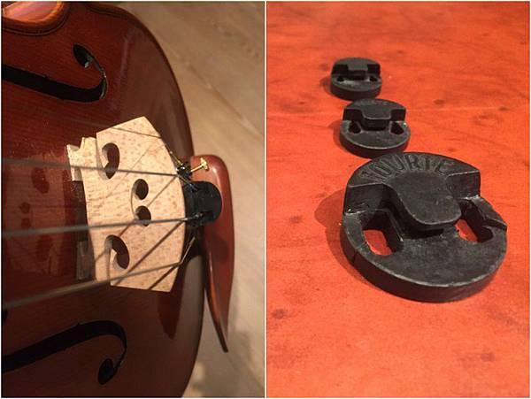 小提琴弱音器2